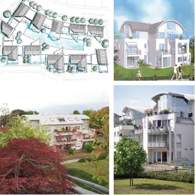 Deterding Architektur Unna Dortmund Wasserpark In Unna